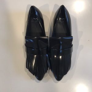Marc Fisher Shoes - Marc Fisher Black Loafers (Size 8)